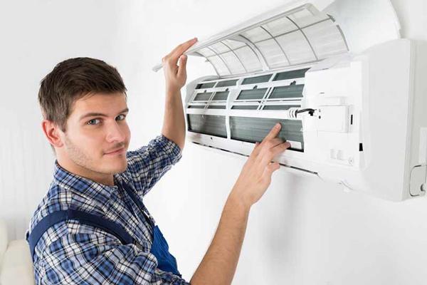 نصب و راه اندازی سیستمهای سرمایشی